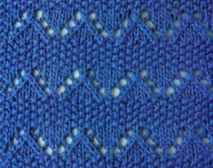 Ажурные узоры для вязания крючком - 8 ...