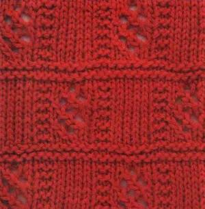 Ажурные узоры для вязания крючком