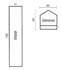 Схемы для вязания стрекоз
